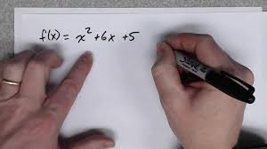 convert quadratic function to vertex form by completing the square you