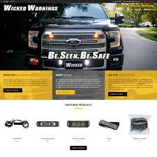 Led Strobe Light Kits For Plow Trucks Custom Led Strobe Lights For Trucks Cars Suvs Wicked