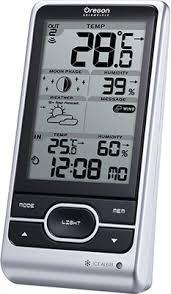 <b>Метеостанция Oregon Scientific BAR</b> 208 HGХ купить в интернет ...