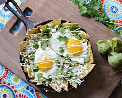 this healthy and easy chilaquiles recipe is a plete breakfast option which omits the step of