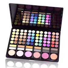 makeup 78 color eye shadow blush palette xmycosmetic whole 5