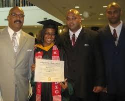 Graduation's - Larry McCoy Harvey Sr., Petra Keturah Harvey, Larry McCoy  Harvey Jr., and Titus McCoy Harvey - Harvey Family Photo Gallery