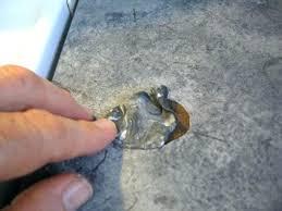 laminate countertop burn repair kitchen repair repair ripped kitchen laminate on a with a and