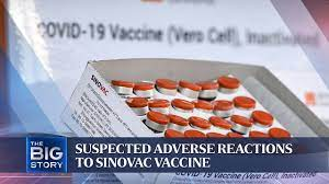 Covid-19: 90 reports of suspected adverse reactions to Sinovac vaccine in  Singapore