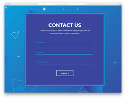 Css Design 25 Trend Looking Css Contact Form Designs That Saves Your Time