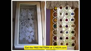 Free Crochet Curtain Patterns Simple Decorating