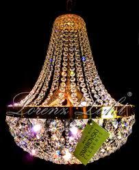 Kristall Kronleuchter Crystal Chandelier Mit Swarovski Kristallen Online Kaufen