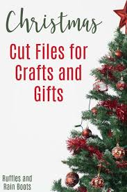 Cricut explore, silhouette and other machines. Free Christmas Svg Files