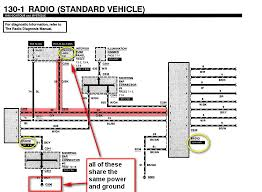 i had someone give me a jumpstart & now my radio & interior lights 1998 ford contour radio install at 1999 Ford Contour Radio Wiring Diagram