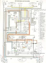 vw bug wiring diagrams vw wiring diagrams online thesamba com type 1 wiring diagrams description vw bug wiring diagrams