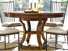 inch round table wonderful dining room furniture sled legs bar plank oval 54 with leaf s