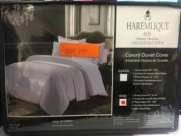 haremlique 600 thread count egyptian cotton burdy luxury duvet cover king image 2