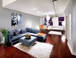 Ruang Tamu Design Ruang Tamu Minimalis Dengan Sofa Minimalis Warna Biru