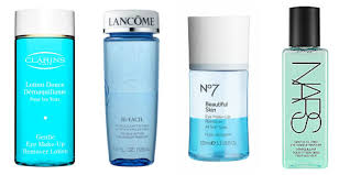 eye make up removers clarins lane no 7 nars