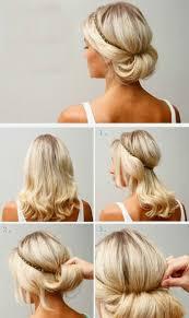 10 Peinados Super Sencillos De Hacer Que Le Facilitar N La Vida A