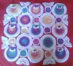 Crochet Owl Blanket Pattern Free Fascinating Owl Obsession Crochet Blanket My Wide Eyed World