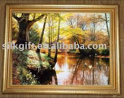 landscape paintings one of the most famous oil painting from da vinci cx 061