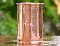 pure copper tumbler for drinking water for ayurveda health benefits jpg