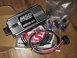 msd 6425 digital 6al red ignition control box rev limiter 4 6 msd 6425 black digital 6al built in rev limiter 4 6 or 8 cyl
