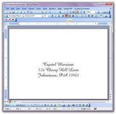 Print Address Labels Master How To Print Rsvp Envelopes In 4 Print Address