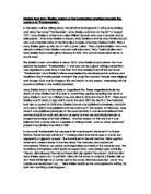 descriptive essay a place of destruction gcse english marked frankenstein essay