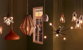 best places to hang mini chandeliers