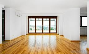 a house with hardwood flooring