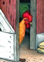 your barn door s open