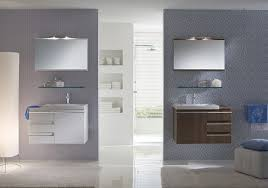 bathroom furniture designs. Glass Shelf Idea On Fancy Small Bathroom Vanity Plus Floating Cabinet Design And Unique Floor Lamp Furniture Designs