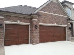 walnut garage doorsWalnut Garage Doors  Home Interior Design