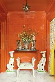 20 {Great} Shades of Orange Wall Paint {and Coral, Apricot, Kumquat