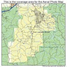 aerial photography map of fort leonard wood, mo missouri Ft Leonard Wood Mo Map fort leonard wood, mo location map fort leonard wood mo map