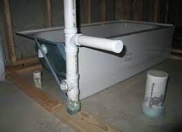 installing bathtub on concrete slab bathtub drain installation in concrete floor bathroom design installing freestanding tub installing bathtub