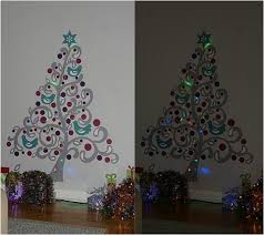 christmas decoration ideas for kids room wall decals family