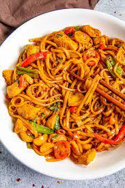 drunken noodles recipe pad kee mao