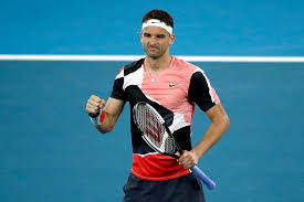 Former western and southern open champion grigor dimitrov began his new york campaign with a first round meeting against. Tennis Grigor Dimitrov Qualifies For Australian Open Second Round Sport