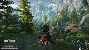 The Witcher 3 For Nintendo Switch Bumps Game Back Into Top