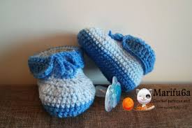 Baby Booties Crochet Pattern Custom Inspiration Design
