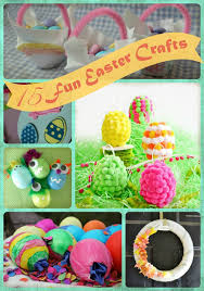 15 fun easter crafts