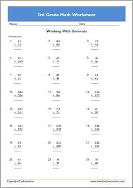 3rd grade rocket math worksheets – EduMonitor