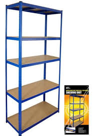 heavy duty boltless metal shelving unit large 5 tier