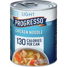Progresso Light Chicken Noodle Soup Calories Progresso Soup Low Fat Light Chicken Noodle Soup Walmart Com