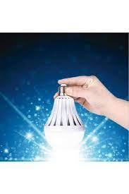 LEDSAN Şarjlı 7w Led Ampul Beyaz Elektrik Kesildiğinde Otomatik 2 Saat  Yanan Lamba Fiyatı, Yorumları - TRENDYOL