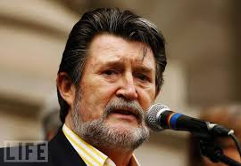 So why don't all doctors refuse to involve themselves in all arguably homicidal transplant procedures? Derryn Hinch. Uncertain future. - Derryn-Hinch.-Uncertain-future