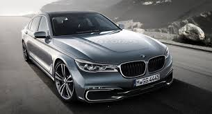 bmw new car releaseFuture Cars BMWs AllNew 2016 7Series Struts its MSport Cloak