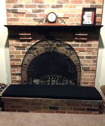 fireplace cushion seat for hearth pillows