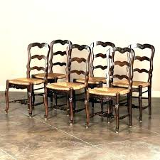 country style dining room furniture. French Dining Chairs Country Room Set Style Furniture