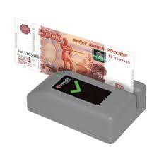 Детектор банкнот <b>CASSIDA Sirius S</b>, полуавтоматический ...