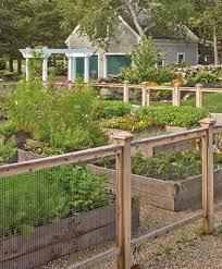 garden enclosure. Custom Post With Top Rail Garden Enclosure E