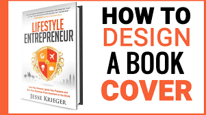 how to create an attention grabbing book cover design